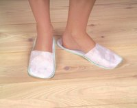 Vlies-Slippers